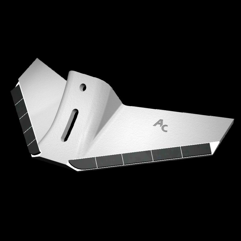 Лапа универсальнaя с твердым сплавом ADQ 4012