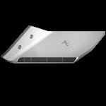 Лапа Lemken с твердым сплавом ADL 4460G (левая)