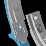 Долото культиватора с твердым сплавом Lemken BDL 4441C+