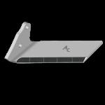 Лапа Bednar с твердым сплавом ADB 0447G (левая)